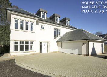Thumbnail 6 bed detached house for sale in New Park Place Development (Plot 7), Hepburn Gardens, St Andrews