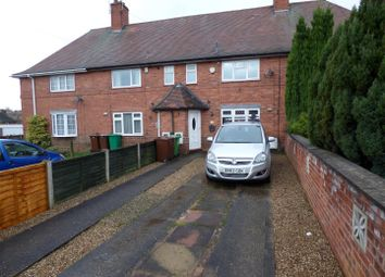 Thumbnail 3 bedroom end terrace house to rent in Desford Close, Nottingham