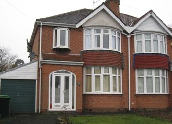 Thumbnail 3 bed semi-detached house to rent in Woodgreen Croft, Oldbury