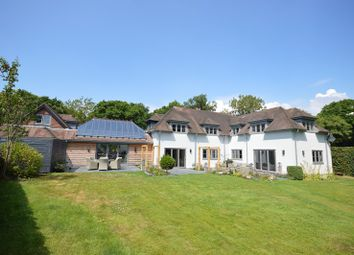 Thumbnail 5 bed detached house for sale in Broadmead, Sway, Lymington