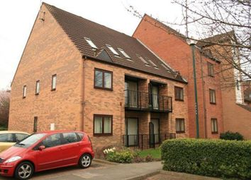 Thumbnail 2 bed flat for sale in Curlew Wharf, Nottingham