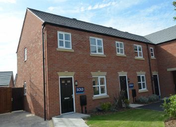 Thumbnail 3 bed semi-detached house to rent in Blakeholme Court, Burton-On-Trent