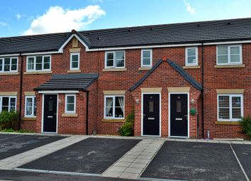 Thumbnail 2 bed terraced house for sale in Kingfisher Crescent, Sandbach