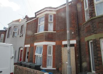 Thumbnail 4 bed terraced house for sale in Crawley Road, Luton, Bedfordshire