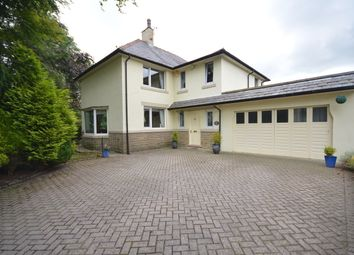 Thumbnail 4 bed detached house for sale in Holden Road, Reedley, Lancashire