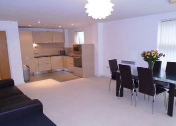 Thumbnail 2 bed maisonette to rent in Masson Place, Hornbeam Way, Manchester