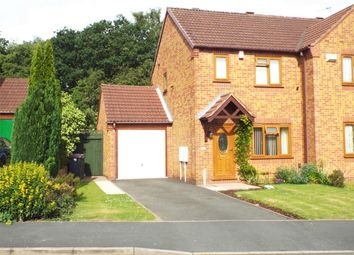 Thumbnail 2 bed semi-detached house for sale in Columbine Way, Donnington, Telford, Shropshire