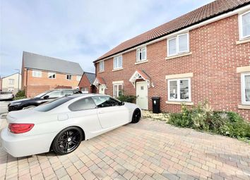 Thumbnail 3 bed terraced house to rent in Wallflower Close, Emersons Green, Bristol