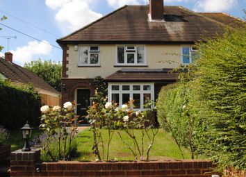 Thumbnail 3 bed semi-detached house to rent in Kidmore Lane, Sonning Common, Reading