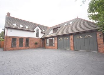 Thumbnail 5 bed detached house to rent in Milner Road, Heswall, Wirral