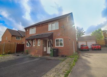Thumbnail 2 bed semi-detached house for sale in Parry Close, Cosham, Portsmouth