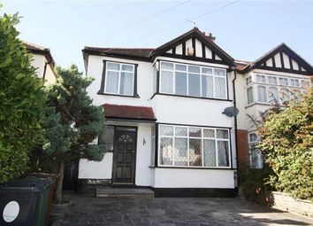 Thumbnail 3 bedroom semi-detached house to rent in Beresford Road, North Chingford, London