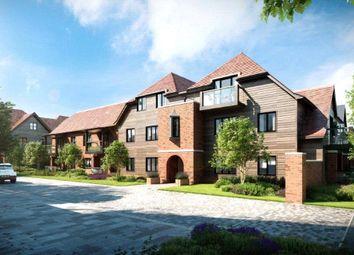 Kirkeby Court, Stanbridge Lane, Awbridge, Romsey SO51. 2 bed flat