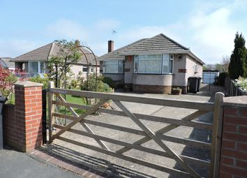 Thumbnail 2 bed detached bungalow for sale in Ryecroft Avenue, Bournemouth
