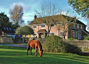 Thumbnail 5 bed detached house for sale in Shobley, Ringwood