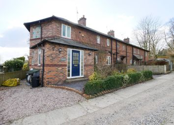 Thumbnail 3 bed end terrace house for sale in The Avenue, Great Barrow, Chester