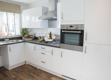 Thumbnail 3 bed detached house for sale in The Powys, Croes Atti, Chester Road, Oakenholt