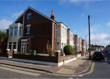 Thumbnail 3 bedroom end terrace house for sale in Ebery Grove, Portsmouth