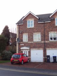 Thumbnail 3 bed town house to rent in St Benets Court. Perkinsville, Chester Le Street