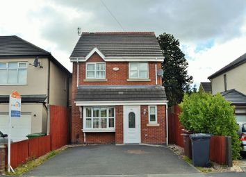 Thumbnail 3 bedroom detached house for sale in Waddicar Lane, Melling, Liverpool