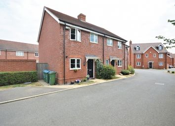 Thumbnail 2 bed terraced house for sale in Northcliffe Way, Aylesbury, Buckinghamshire