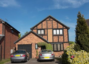 Thumbnail 4 bed detached house for sale in Ratby Close, Reading