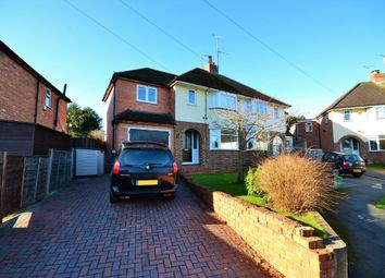 Thumbnail 4 bed semi-detached house to rent in Brookway Drive, Charlton Kings, Cheltenham