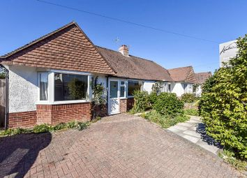 Thumbnail 3 bed semi-detached bungalow for sale in Cedar Drive, Chichester