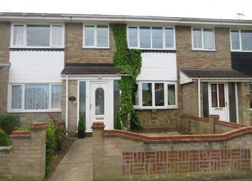 Thumbnail 3 bed terraced house for sale in Ranworth Close, Belton, Great Yarmouth