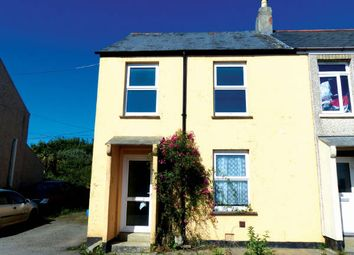 Thumbnail 3 bed end terrace house for sale in St. Breward, Bodmin