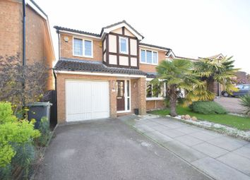 Thumbnail 4 bedroom detached house for sale in Kilmarnock Drive, Luton