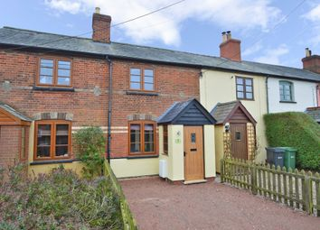 Thumbnail 2 bedroom terraced house for sale in Pentlow, Sudbury, Suffolk