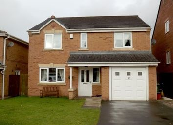 Thumbnail 4 bed detached house to rent in Sandy Way, Winsford