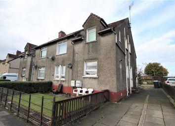 Thumbnail 2 bed flat for sale in Burnbank Street, Coatbridge