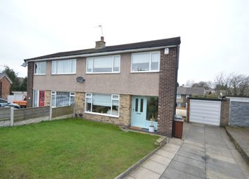 Thumbnail 3 bedroom semi-detached house for sale in Highfield Drive, Garforth, Leeds