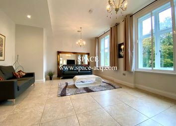 Thumbnail 3 bed flat to rent in Jfk Building, Royal Connaught Park, Bushey