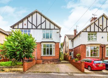 Thumbnail 4 bed semi-detached house for sale in Chatham Street, Rotherham