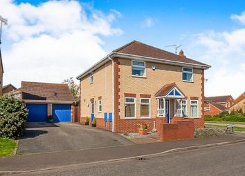 Thumbnail 4 bedroom detached house for sale in Rosyth Avenue, Orton Southgate, Peterborough