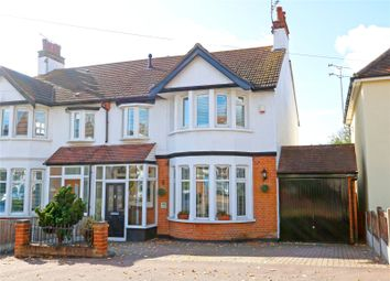 Thumbnail 3 bed semi-detached house for sale in Hadleigh Road, Leigh-On-Sea