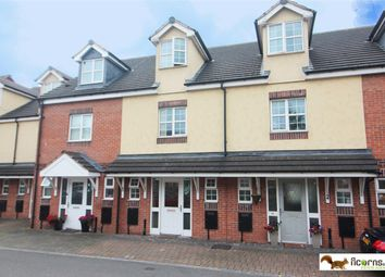 Thumbnail 3 bed terraced house for sale in Manorhouse Close, Walsall