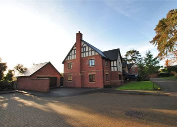 Thumbnail 7 bed detached house for sale in Castleton Gardens, Castleton, Cardiff