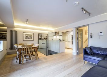 Thumbnail 4 bedroom flat to rent in Monkwell Square, London