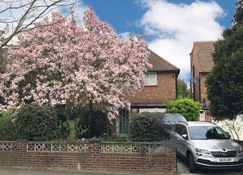 Denmark Hill, London SE5. 4 bed detached house for sale
