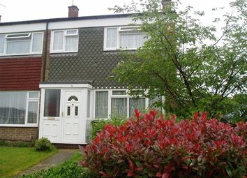 Thumbnail 3 bed semi-detached house to rent in Goodmayes Walk, Wickford, Essex