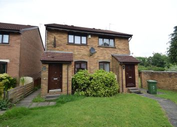 Thumbnail 2 bed semi-detached house for sale in Raeswood Drive, Crookston, Glasgow