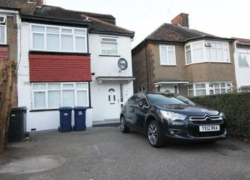 Thumbnail 2 bed flat to rent in Holyrood Road, New Barnet, Barnet