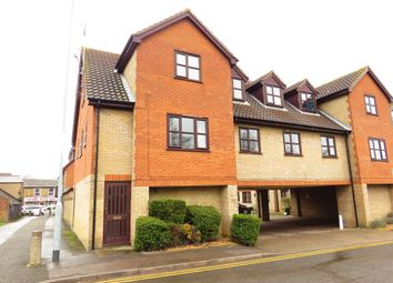 Thumbnail 2 bedroom flat for sale in Station Road, March
