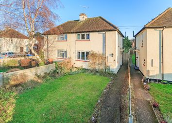 Thumbnail 2 bedroom semi-detached house for sale in Pearson Close, Hertford