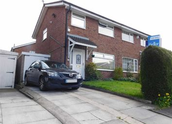 Thumbnail 3 bedroom semi-detached house for sale in Westbury Drive, Marple, Stockport