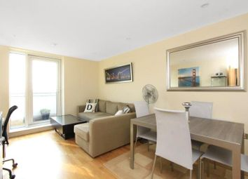 Thumbnail 2 bed flat to rent in Wharfside Point South, Prestons Road, London